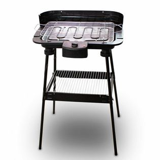 12930G Grill elektryczny idealny na balkon taras opiekacz 2000W nierdz