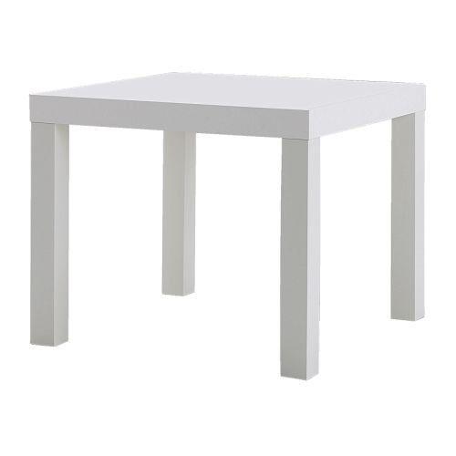 Ikea Lack ława Stolik Kawowy 55x55 Cm Biały