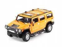 HUMMER H2 Mini Auto RC Na Licencji STEROWANE 1:24