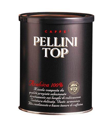 Kawa mielona Pellini Top 250 g na Arena.pl