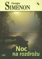 Noc na rozdrożu Simenon Georges