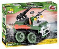 KLOCKI COBI Pojazd Gasienicowy SMALL ARMY 140 - 2161 Nowy zestaw ! komp. z LEG