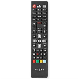 Pilot ruchowy Nedis kompatibilní se všemi televizory Philips (TVRC41PHBK)