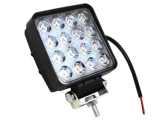 Lampa robocza 16 LED Halogen Szperacz 12-24V MEGA MOC na Arena.pl