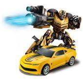 Auto-Robot Zdalnie sterowany Transformers Bumblebee RC Z661 zdjęcie 3