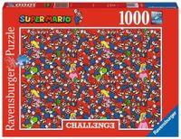 Ravensburger Puzzle Challange, Super Mario Bros 1000 el.