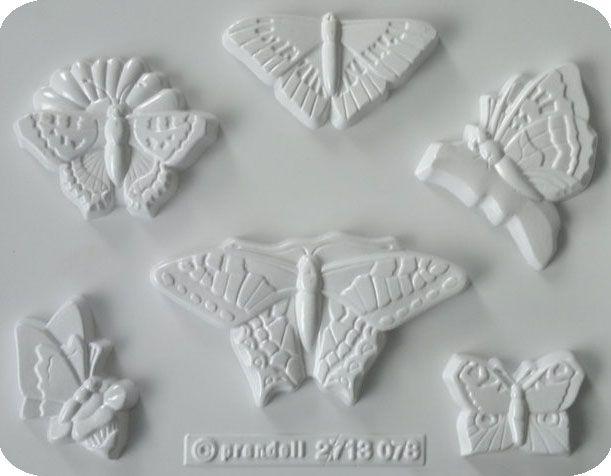 Forma do odlewów - Odlewy gipsowe - Motylki (2713078) na Arena.pl