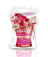 Fit&Fresh Face Mask maseczka do twarzy wzmocnienie naczyń krwionośnych Granat 7.5ml
