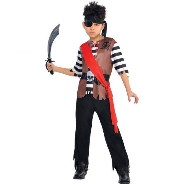 Strój dla dzieci Ahoy Pirat 12/14 lat zdjęcie 1