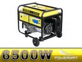Agregat prądotwórczy generator 6,5kW 12 230V AVR