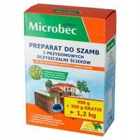 PREPARAT DO SZAMB BIO MICROBEC Ultra 10 x MOCNIEJSZY BAKTERIE 1,2 kg