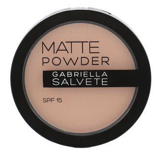 Gabriella Salvete Matte Powder SPF15 Puder 8g 03