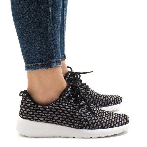 Czarne obuwie sportowe 619 r.38 na Arena.pl