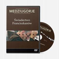 Świadectwo Franciszkanów - Film DVD - Medziugorje