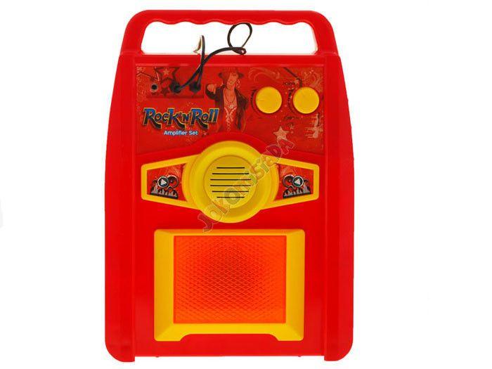Gitara elektryczna dla dzieci Mikrofon Wzmacniacz IN0018 zdjęcie 5