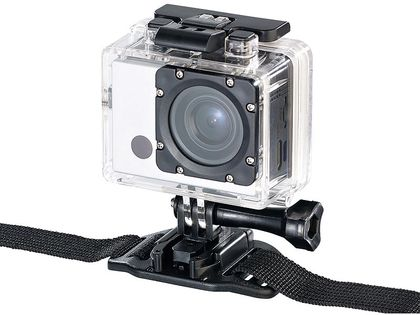 Kamera sportowa Full HD | Somikon DV-850.WiFi