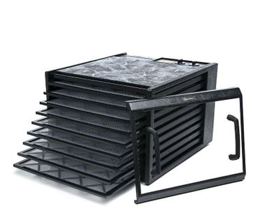 Food Dryer Excalibur 4926Tbcd Black, 600 W, Number Of Trays 9, Temperature Control, Integrated Timer