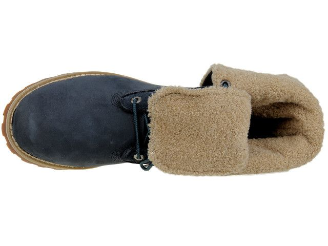 Timberland 6 In Shearling Junior 1690A - 37 zdjęcie 9