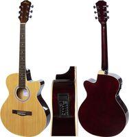 Gitara elektroakustyczna 4/4 40' m-tunes mtf238ce