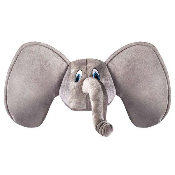 CZAPKA słonik SŁONIA słoń z dużymi uszami SAFARI na Arena.pl