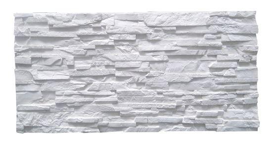 PANEL ścienny GIPSOWY DUŻY 3D PIASKOWIEC - imitacja piaskowca ŁUPEK