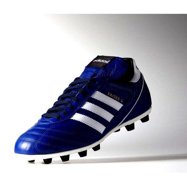 adidas kaiser liga blauw