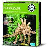 4m Wykopaliska Stegosaurus