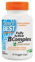 DOCTOR B'EST Fully Active B Complex 30kap Witamina B Kompleks