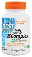 DOCTOR B'EST Fully Active B Complex 30kap Witamina B Kompleks