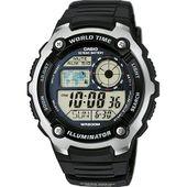 Zegarek Męski CASIO ASTAG ILLUMINATOR 20 Bar do Nurkowania AE-2100W -1AVEF