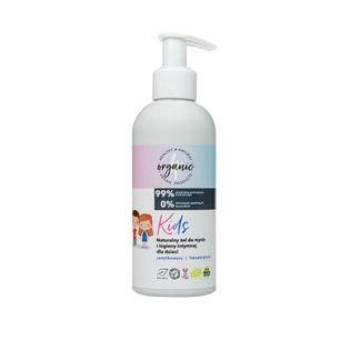 4Organic Kids Naturalny Żel Do Mycia I Higieny Intymnej Dla Dzieci 200Ml