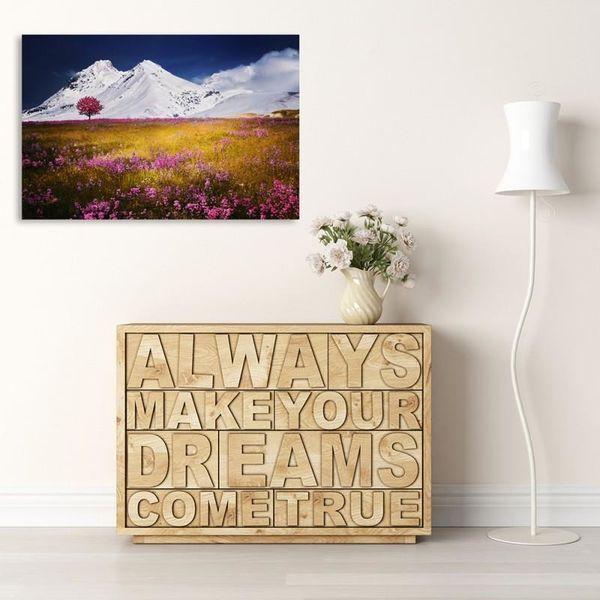 Obraz na płótnie - Canvas, Alpy 120x80 zdjęcie 4