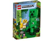 Lego Minecraft BigFig Creeper i Ocelot