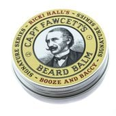 Captain Fawcett Ricki Hall - Booze & Baccy balsam do brody - 60 ml zdjęcie 2