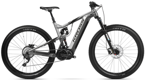 Kross Soil Boost 1.0 630 M 27 grf-czar poł rower elektryczny na Arena.pl