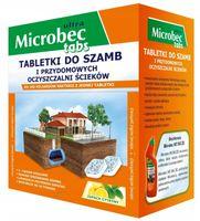 Microbec Preparat do szamb ścieków tabletki 16 szt