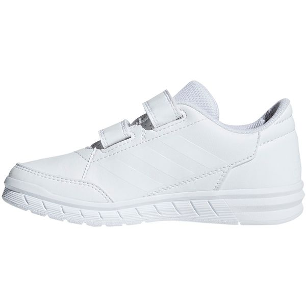 Buty dla dzieci adidas AltaSport CF K białe D96832 34