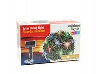 Lampa solarna zmieniająca kolory_20 LED_WAŻKI