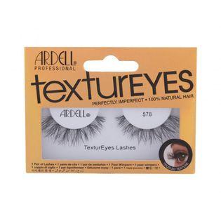 Ardell TexturEyes 578 Sztuczne rzęsy 1szt Black