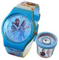 Zegarek dziecięcy Frozen Licencja Kraina Lodu Disney (WD21202)