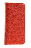Etui Smart Brokat do APPLE iPhone 7 / 8 czerwony