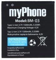 Oryginalna bateria MyPhone BM-03 C-Smart / Funky