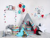Namiot TIPI Autkowy Rajd  - zestaw z okienkiem
