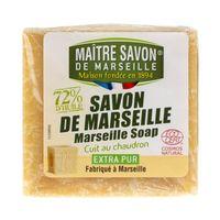 Mydło marsylskie naturalne 300 g - Maître Savon