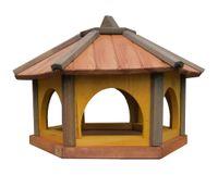 Karmnik dla ptaków Drew-Handel K50T/D 50cm TIK z drewna iglastego odpornego na warunki atmosferyczne