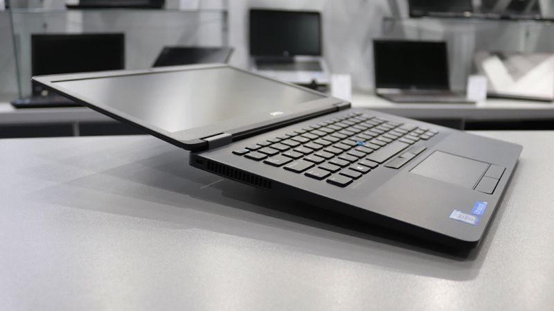 UltraBook Dell Latitude E7470 i5 6-GEN SSD 256GB M.2 Windows 10 PRO zdjęcie 5