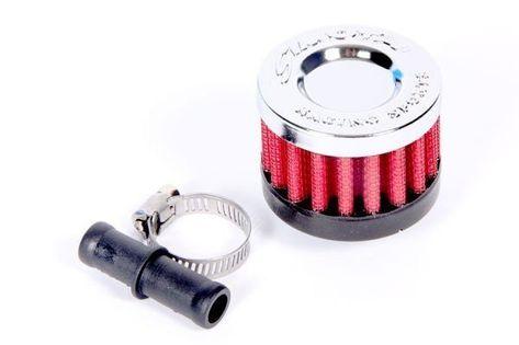 Filtr odmy 9 mm Red SIMOTA