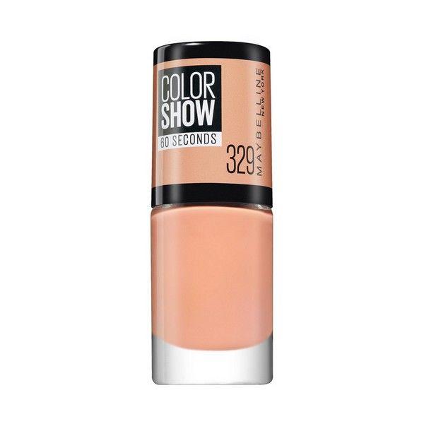 lakier do paznokci Color Show Maybelline 357 - burgundy kiss zdjęcie 2