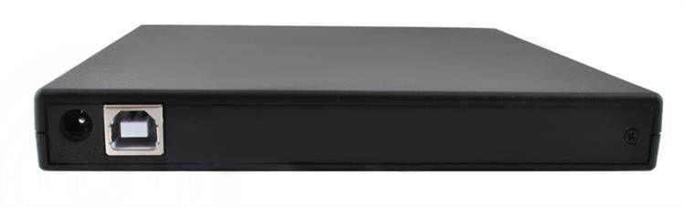 Zewnętrzny napęd CD-R/RW/DVD-ROM USB nagrywarka CD zdjęcie 6