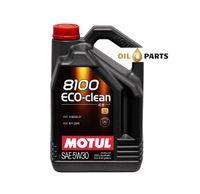 MOTUL 8100 ECO-CLEAN C2 5W30 5L